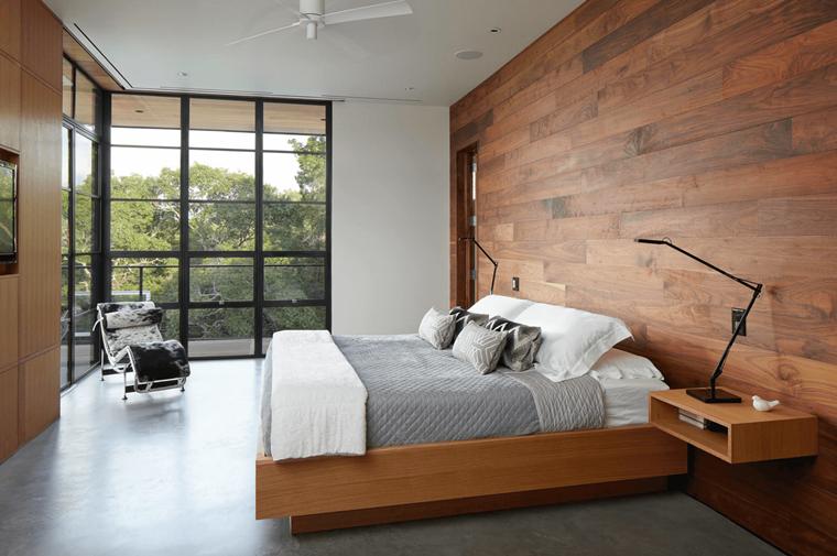 Pareti camera da letto: tante idee creative per uno spazio unico ...