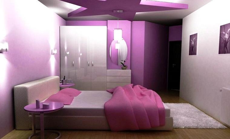 Stanze Da Sogno Per Ragazze Lilla : Pareti decorate un mondo di soluzioni per le camerette delle