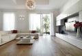 Pareti soggiorno e pavimenti in legno: idee per trasformare la zona giorno