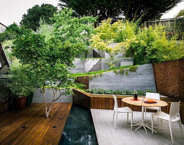 piante da giardino arredato stile giapponese