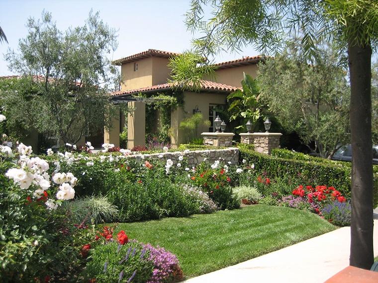 Idee Per Il Giardino Di Casa : Piante da giardino idee per un nuovo look veramente originale