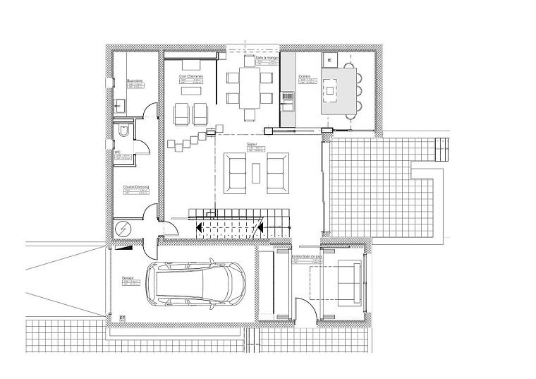 piantina casa visionare disposizione ambienti