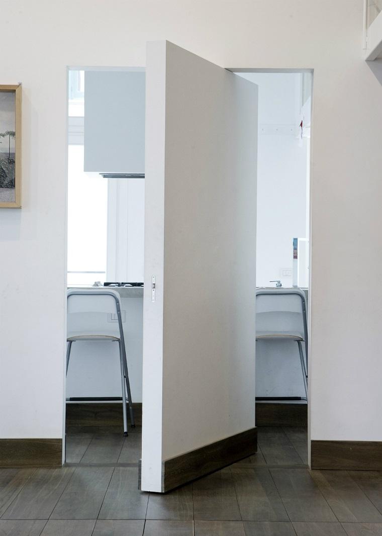 porte interne moderne modello avanguardia