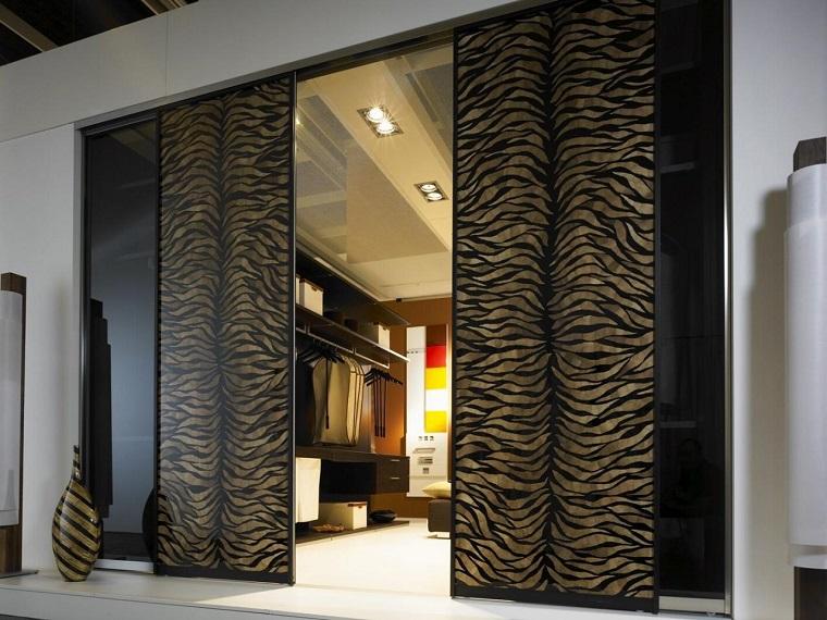 porte interne moderne scorrevoli design stravagante