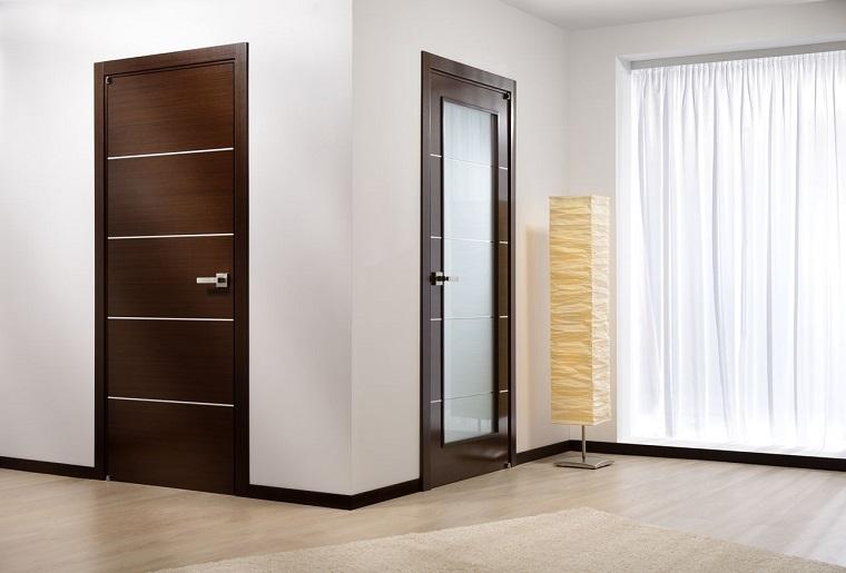 porte per interni design elegante sobrio