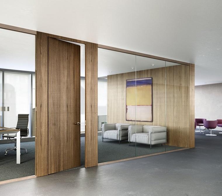 porte per interni ideale arredare ufficio