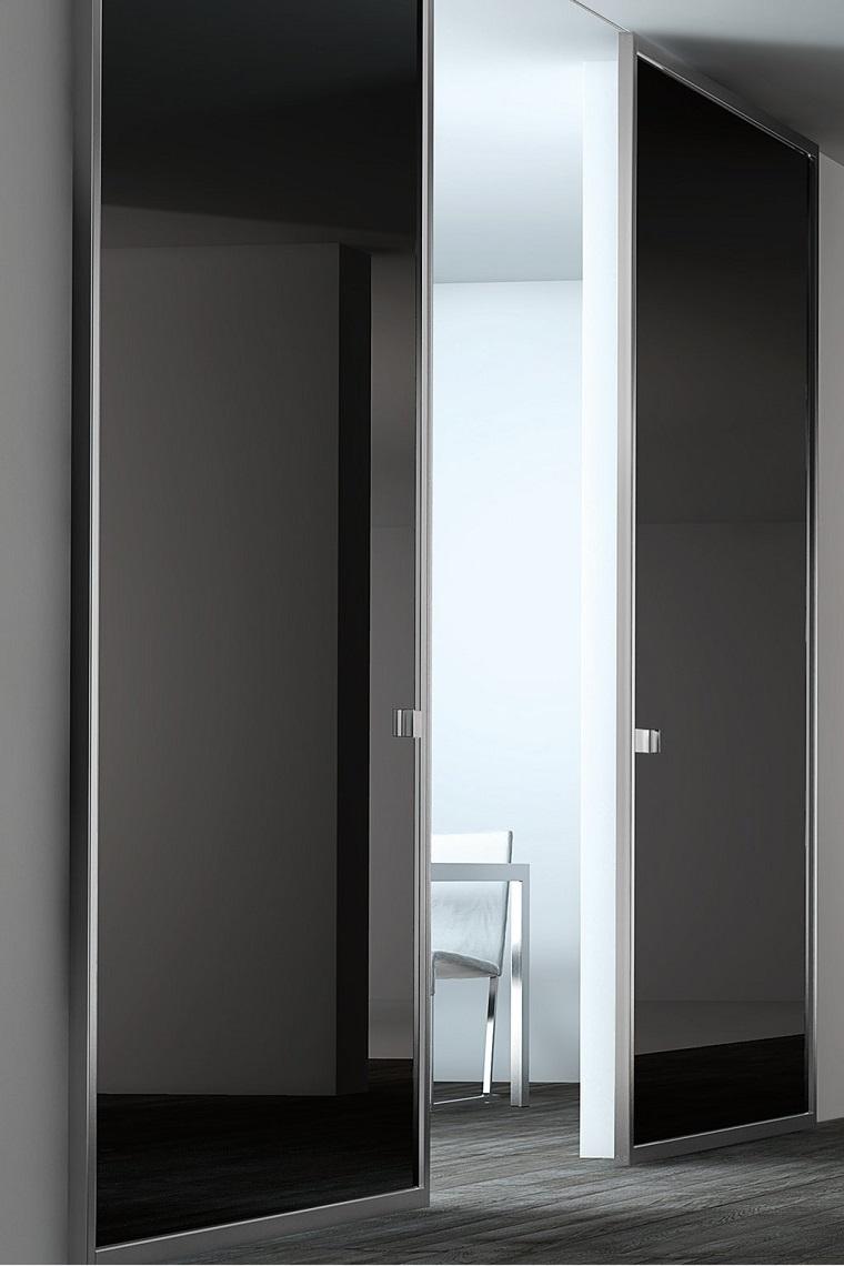 Colori Porte Interne Moderne porte interne: consigli per completare l'arredo moderno di