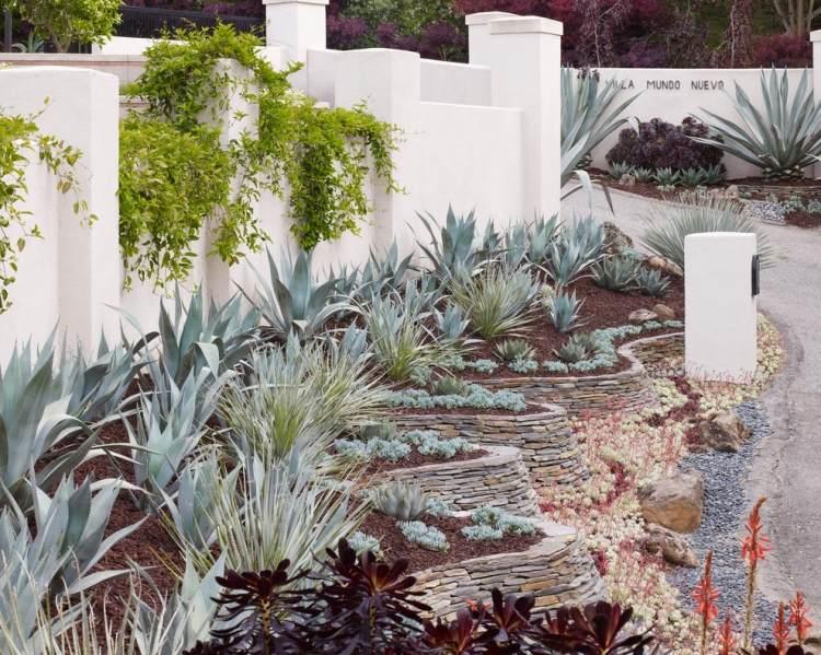 Progettazione giardini in stile minimal tantissimi for Progettazione aiuole