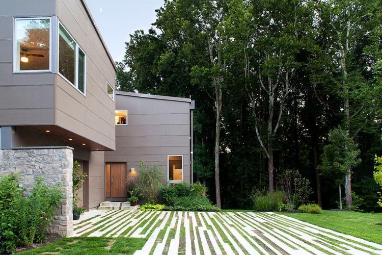 Progettazione giardini in stile minimal tantissimi for Progettazione giardini lavoro