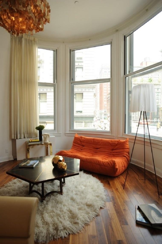 Salotti idee originali per uno spazio piccolo ma for Salotti moderni