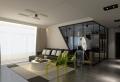 Soffitto e alcune finiture spettacolari per il soggiorno