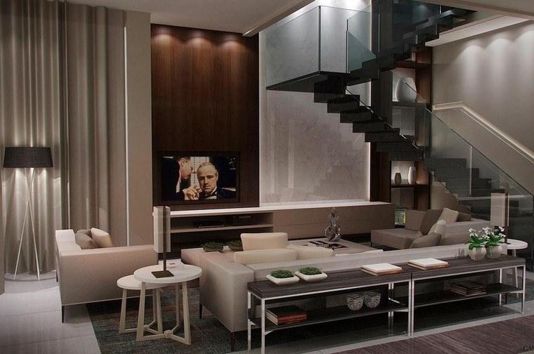soggiorno particolare moderno design contemporaneo