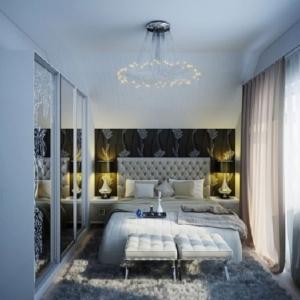 1001 idee come arredare la camera da letto con stile - Idee per arredare camera da letto piccola ...