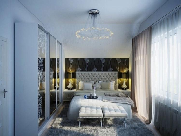Stanze da letto 12 idee funzionali per uno spazio piccolo - Stanza da letto piccola ...