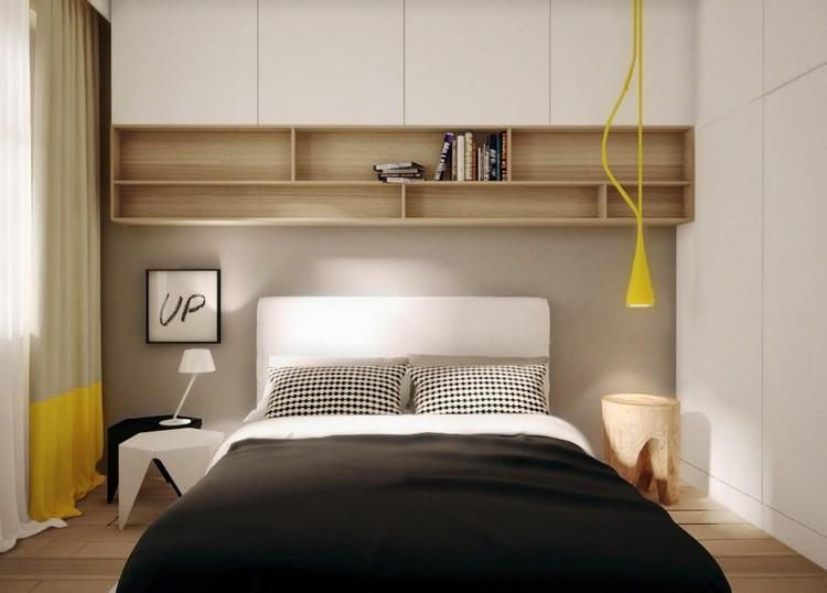 Stanze da letto 12 idee funzionali per uno spazio piccolo - Stanze da letto usate ...
