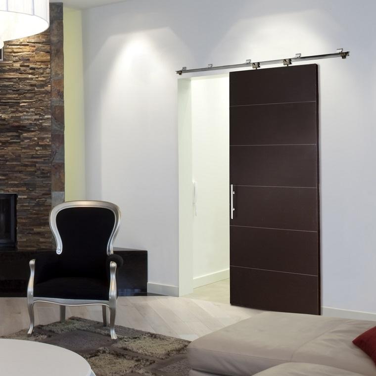 stile minimal design moderno legno