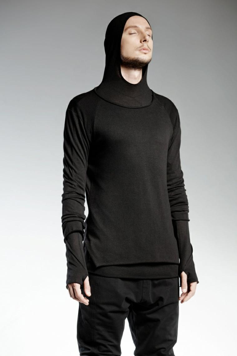 suggerimento originale abbigliamento uomo moderno