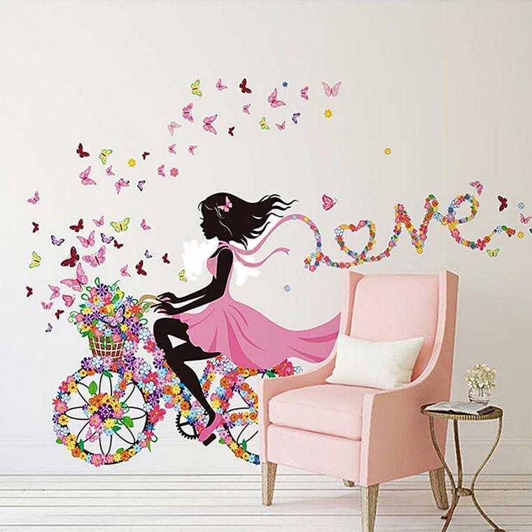tappezzeria lussuosa dipinta mano salotto