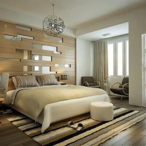 Tende camera da letto: proposte di tendenza per arredare con stile