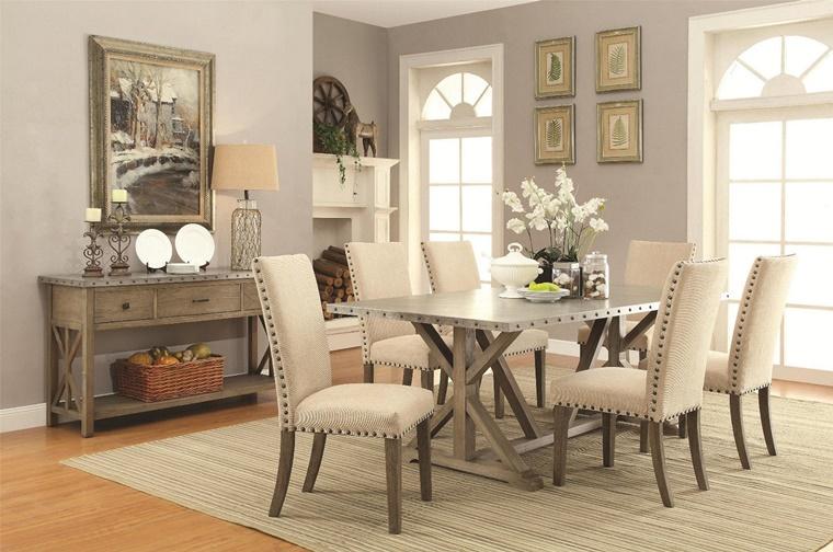 tonalita grigio stile elegante raffinato soggiorno