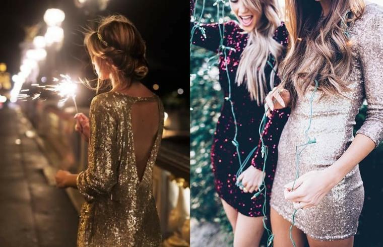 vestiti per capodanno suggerimenti glamour