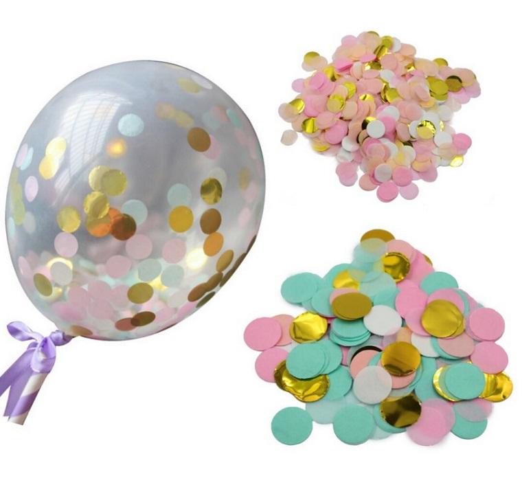 addobbi compleanno fai da te palloncini colorati