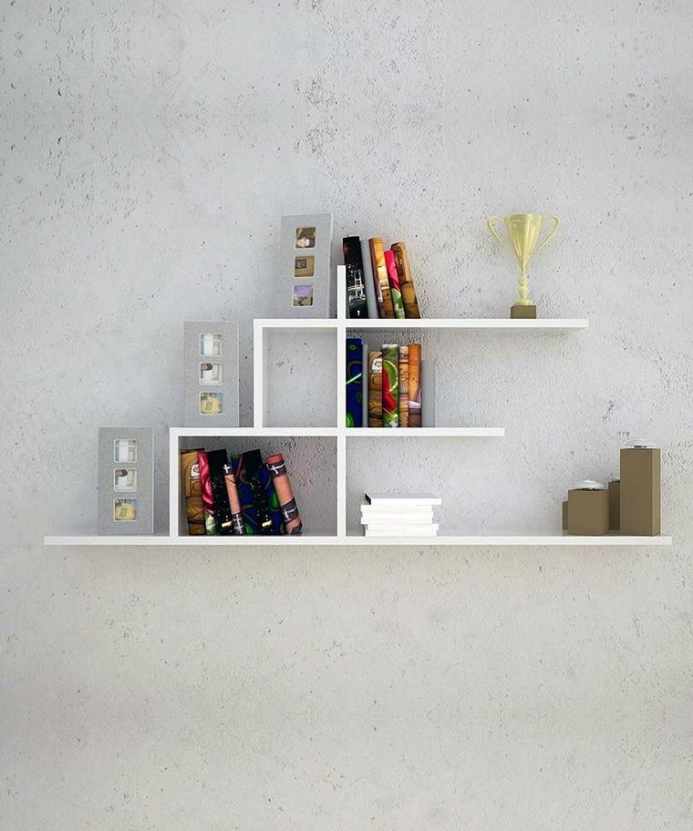 Arredamento Mensole A Parete.Arredamento Casa Con Mensole E Ripiani Tantissime Idee Creative