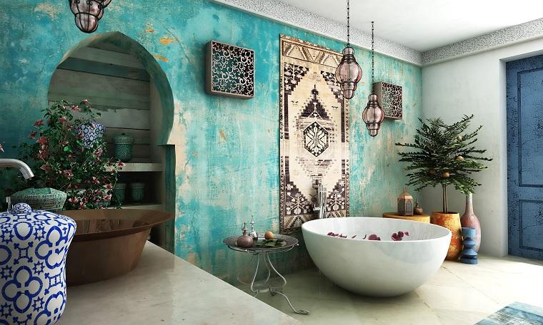 Arredamento etnico: tante proposte suggestive in stile marocchino