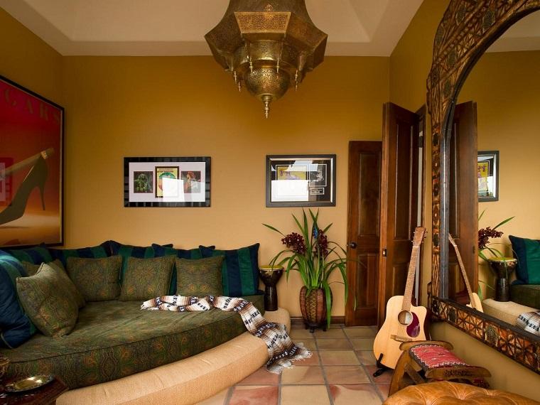 Arredamento etnico tante proposte suggestive in stile for Arredamento salotto