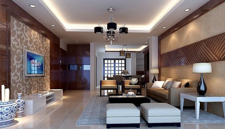come arredare un soggiorno con differenti stili e design On arredamento soggiorno etnico