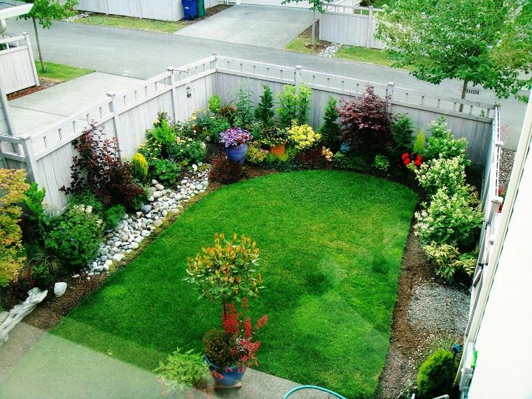 piccoli giardini come decorare un 39 area esterna di