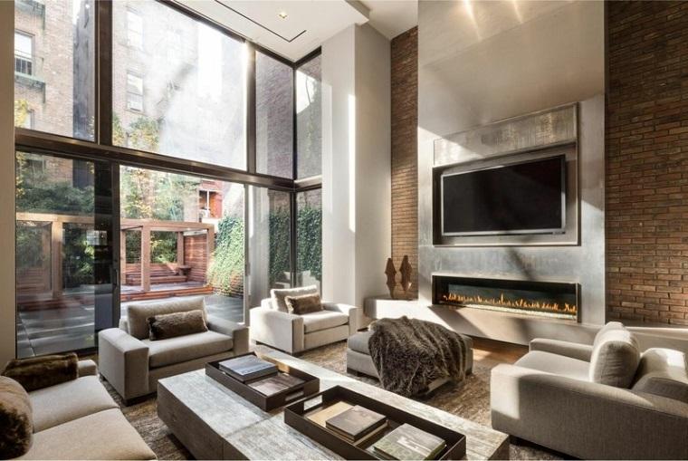Arredamento tinello moderno soluzioni per piccoli spazi - Mobili tinello soggiorno ...