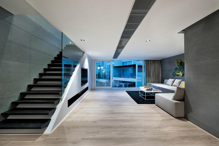Salotto Moderno Grande : Arredare salotto in stile moderno con idee e suggerimenti di design