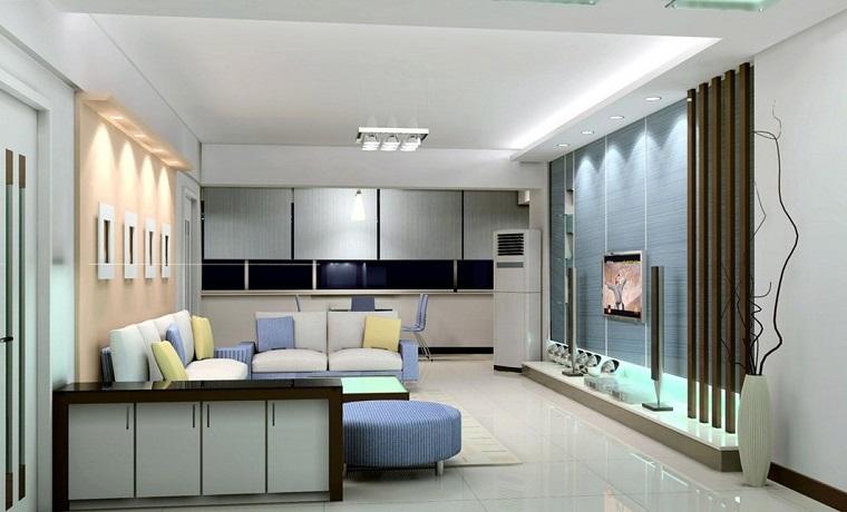 Come arredare un soggiorno con differenti stili e design archzine