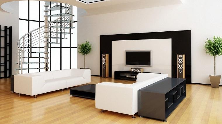Arredamenti moderni e tante idee per creare un interior - Arredamento soggiorno moderno design ...