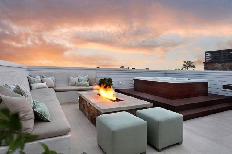 Arredare il terrazzo con mobili moderni per un outdoor da sogno ...