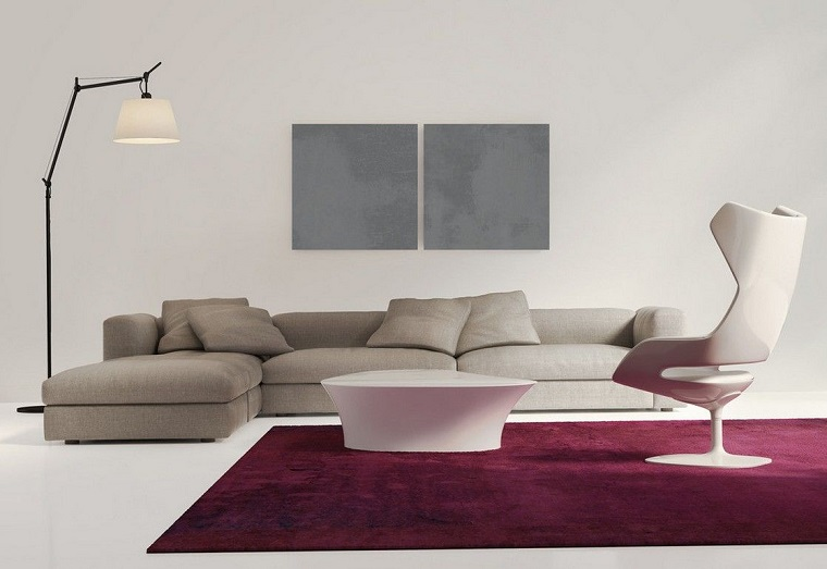 Come arredare un soggiorno con differenti stili e design for Casa stile minimal