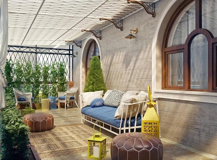 Emejing Arredare Terrazzo Coperto Gallery - Modern Home Design ...