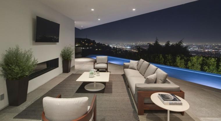 Arredare il terrazzo con mobili moderni per un outdoor da for Arredamento outdoor design