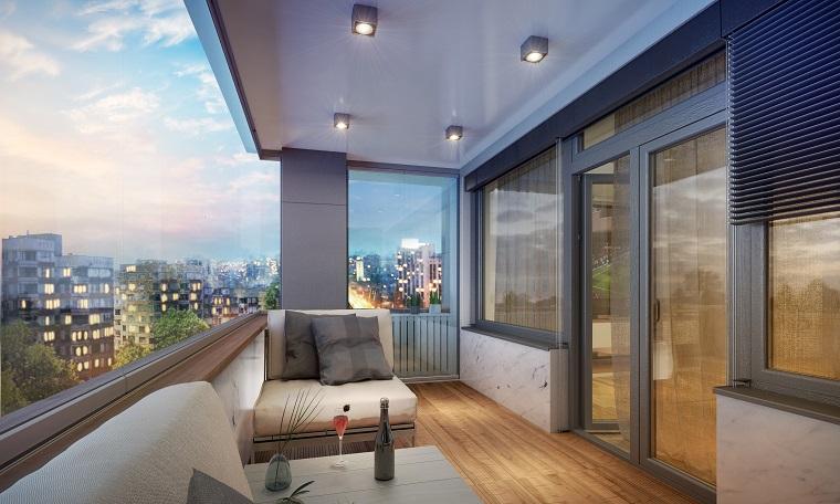 Arredare il terrazzo con mobili moderni per un outdoor da - Cucina sul terrazzo ...