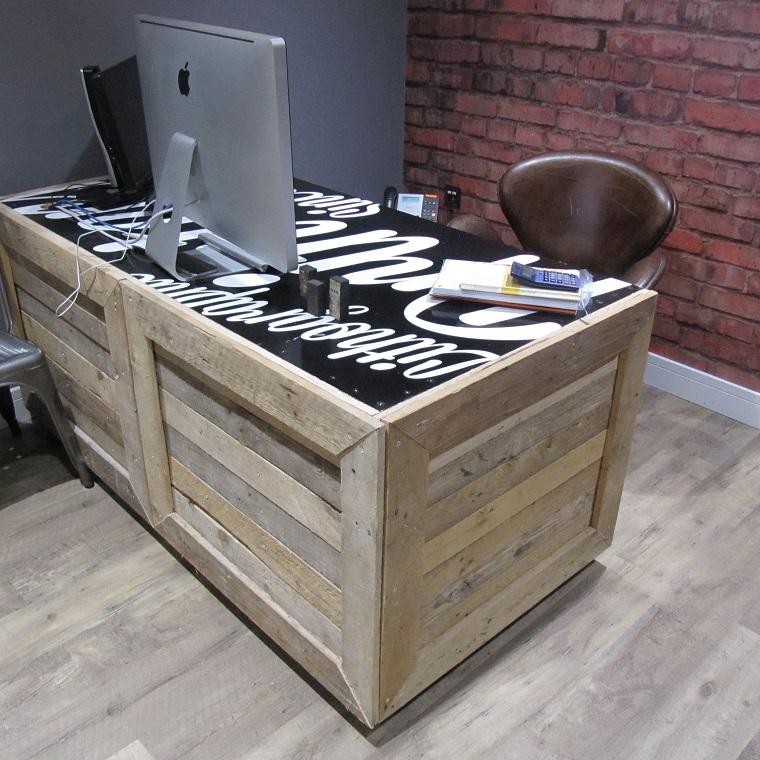 Mobili ufficio ecco alcune proposte di design for Mobili ufficio scrivania