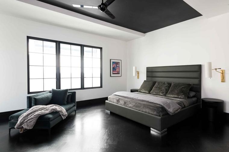 Camere da letto moderne: consigli e idee arredamento di design ...