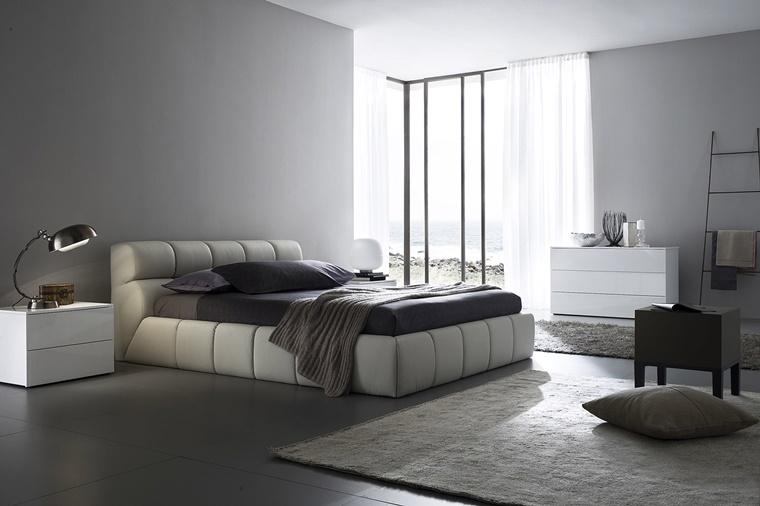 arredare camera da letto stile moderno