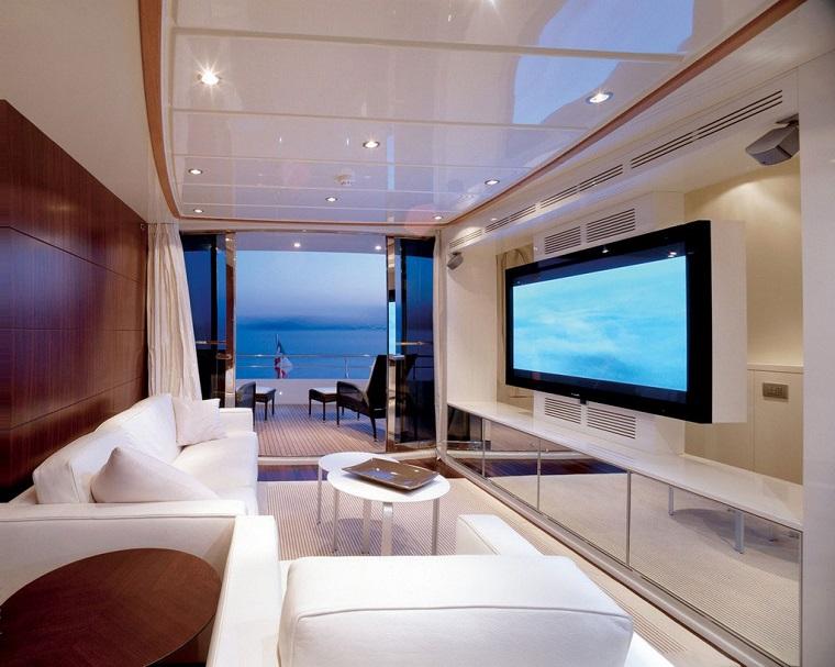 arredare il soggiorno dimensioni ridotte design moderno
