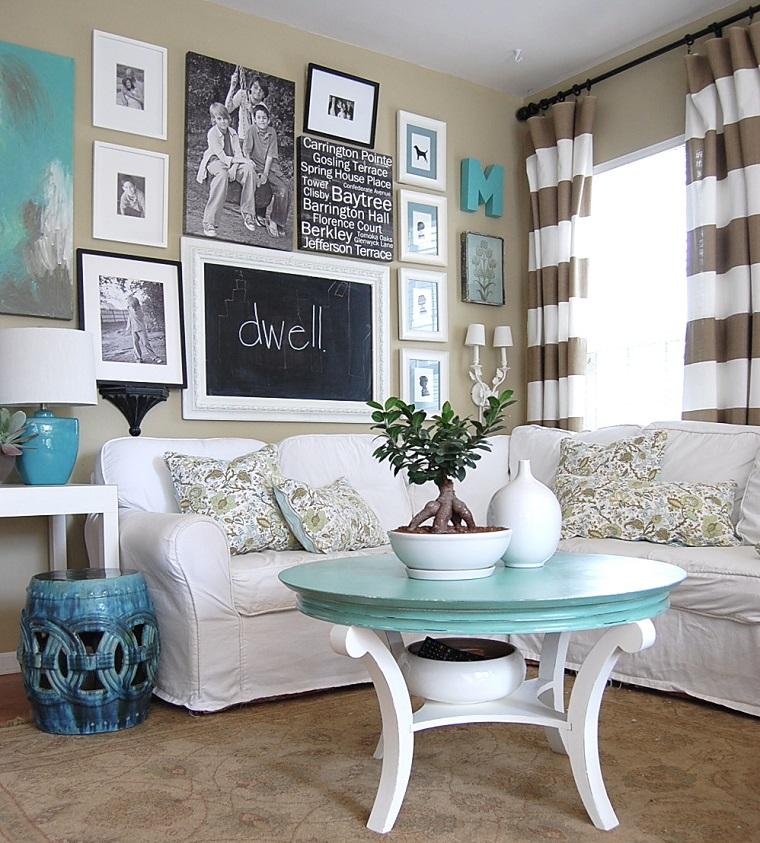 arredare il soggiorno stile design molto personalizzato
