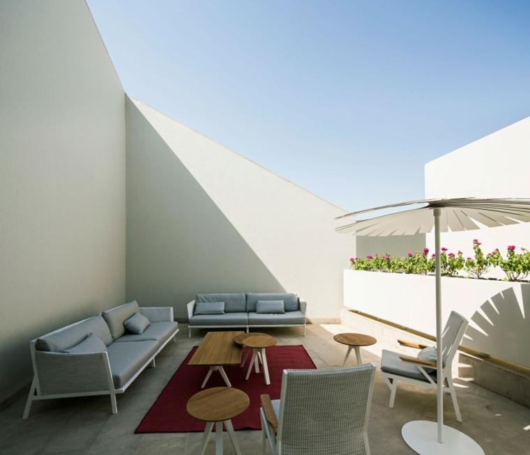 Arredare Il Terrazzo Con Mobili Moderni Per Un Outdoor Da Sogno Archzine It