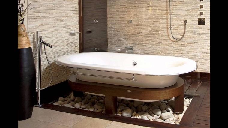Bagni in muratura 24 idee imperdibili per arredare con un - Vasca da bagno in muratura ...