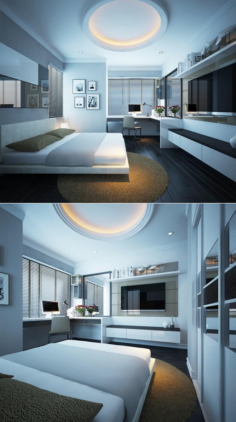 arredo camera da letto mobili moderni