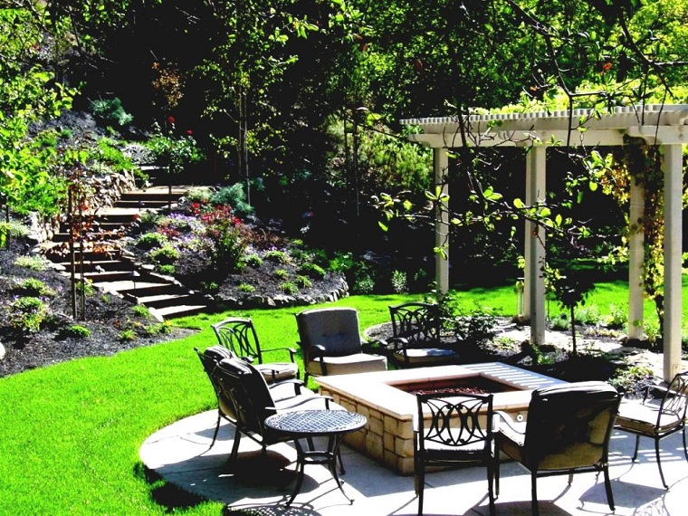 Idee Per Il Giardino Piccolo : Idee per arredare piccoli giardini idee per realizzare un
