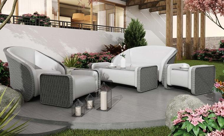 outdoor come allestire il terrazzo in modo confortevole